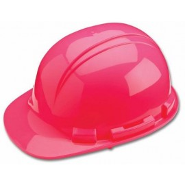 DYNAMIC WHISTLER HARD HAT: pink, ratchet suspension