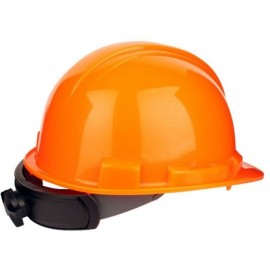 DYNAMIC WHISTLER HARD HAT: hi vis orange, ratchet suspension