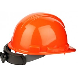 DYNAMIC WHISTLER HARD HAT: orange, ratchet suspension