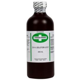 Hydrogen Peroxide: 250 ml