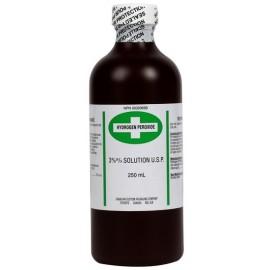 Hydrogen Peroxide: 100 ml