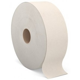 Tandem Jumbo Roll Bath Tissue: Latte, 6 x 1400'