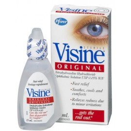 Visine Eye Drops: 15 ml