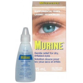 Murine Eye Drops: 15 ml