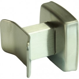 FROST ROBE HOOK: stainless steel