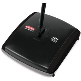 Rubbermaid Executive Series Dual-Action Bristle Sweeper