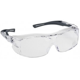 OTG Extra Safety Eyewear: clear