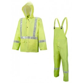 Rain Suit: Hi-Visibility, Safety, Tornando