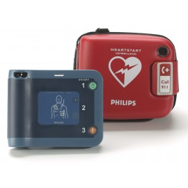 HeartStart FRx AED with Ready-Pack configuration