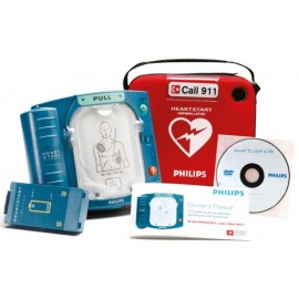Philips HeartStart OnSite AED w/ Carry Case