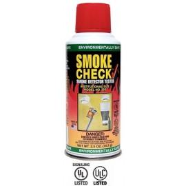 SmokeCheck Smoke Detector Tester Aerosol