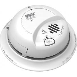 Carbon Monoxide / Smoke Detector Combination