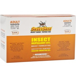 SkeetSafe Insect Repellant Towelettes