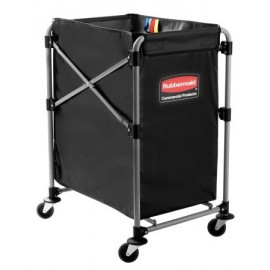 Rubbermaid X Cart: collapsible, 4 bushel