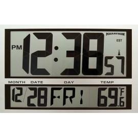 Marathon Atomic Wall Clock