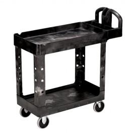 "Heavy Duty Utility Cart - 38-1/4""H X 17-1/8""W X 39""D"