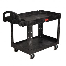 "Heavy Duty Utility Cart - 38-1/4""H X 25-7/8""W X 45-1/4""D"