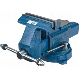 "Workshop Vise: 6"" jaws, utility swivel base"