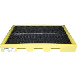 Spill Containment Pallet - 4 Drums