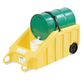 Poly-Dolly Drum Dispensing Station