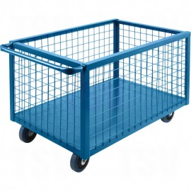 Wire Mesh Box Truck: 12 cu. ft.