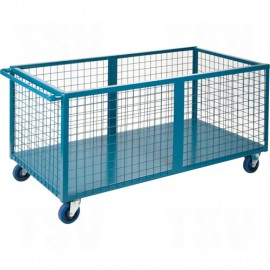 Wire Mesh Box Truck: 25 cu. Ft.