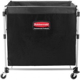 Rubbermaid X Cart: collapsible, 8 bushel