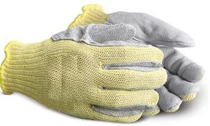 Kevlar Knit Leather Palm Glove