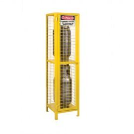 Gas Cylinder Cabinet: 2 Cylinder