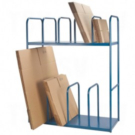 Carton Rack - Double Tier