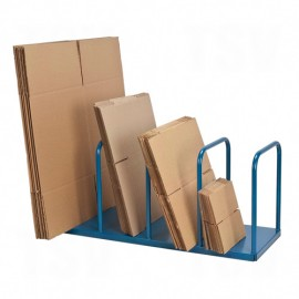 Carton Rack - Single Tier