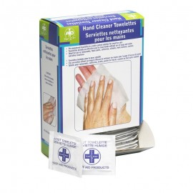 Hand Cleansing Towelettes
