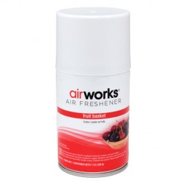 AirWorks Metered Aerosol Air Freshener: Fruit Basket