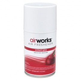 AirWorks Metered Aerosol Air Freshener: Orchard Spice