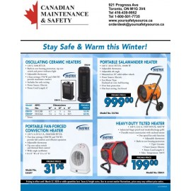 Winter Product Promotion