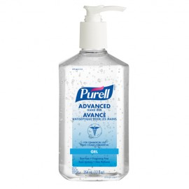 Purell Advanced Hand Rub - Pump Bottle