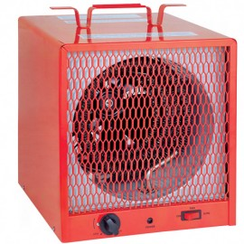 Contractor Heater - Enclosed Motor
