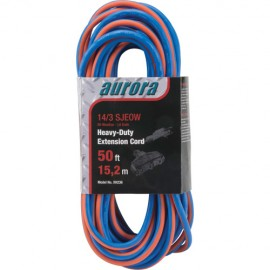 Extension Cord: 14 All Weather TPE-Rubber 50'