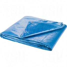 Standard Duty Polyethylene Tarpaulin: 12'L x 10'W