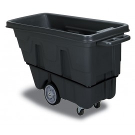 Tilt Truck Recycling Receptacle