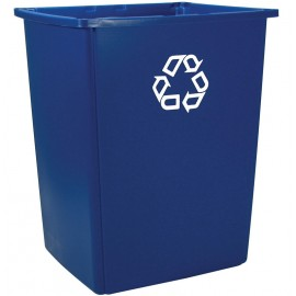 Glutton Recycling Container