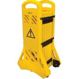 Mobile Barrier: Portable, Indoor, 13'