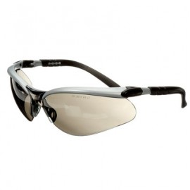 3M BX Eyewear: Gray / Smoke Antifog