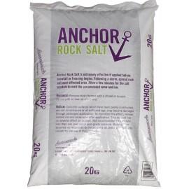 Anchor Rock Salt: 20 kg