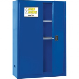 Corrosives Storage Cabinet: 45 Gallon