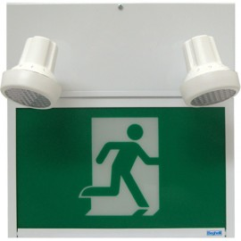 Running Man Sign / Emergency Light
