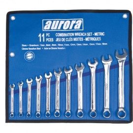 SAE Combination Wrench Set
