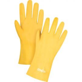 PVC Gloves: Zenith Rough Finish