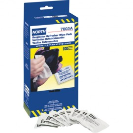 Respirator Refresher Wipes