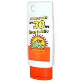 Croc Bloc Sunscreen: SPF 30, 4 oz